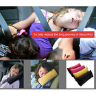 New Kids Car Vehicle Seat Belt Shoulder Pad Cover Pillow Cushion Head Support