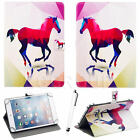 """For Ematic 10"""" EGD213 Tablet Cute Painting Universal PU Leather Stand Case Cover"""