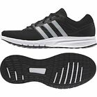 Adidas AF6686 Men's Galaxy 2 Running Shoes, Black/Black/White