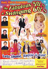 CAST MEMBERS of The Fabulous 50's & Swinging 60's - Hand Signed Flyer