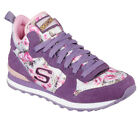 NEU SKECHERS Damen Sneakers Turnschuh Memory Foam OG 85 - HOLLYWOOD ROSE Violett