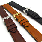 Superior Quality Chunky Buffalo Grain Watch Strap 18mm 20mm 22mm 24mm