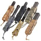 High Speed Gear Belt Mounted Extended Pistol TACO Single Mag Pouch, USA Made
