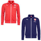 Puma AFC Arsenal T7 Anthem With Sponsor Mens Zip Up Jacket 746581