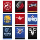 nEw NBA Basketball Logo WALL HANGING - Sports Team Jersey Room Accent Decor on eBay