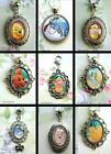 WINNIE THE POOH CHARM NECKLACE PENDANT LOCKET TIGGER EEYORE ROO RABBIT KANGA