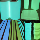3M Luminous Self-adhesive Glow In The Dark Tape Safety Stage Home Room Decor