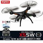 SYMA RC Remote Control Helicopter Drone Quadcopter Camera Birthday Gifts Favour