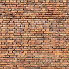 12 SHEETS 3 TYPES pattern BRICK stone wall 21x29cm HO EMBOSSED code X1