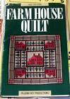 "FARM HOUSE Quilt 54"" X 54"" NEW Pattern Pilgrim-Roy Productions"