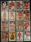 1992-93 OPC DETROIT RED WINGS Select from LIST NHL HOCKEY CARDS O-PEE-CHEE