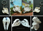 LAST FEW - ANGEL BABY ASLEEP ORNAMENT JEWELLERY LOSS REMEMBERANCE CHERUB