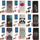 Cartoon Soft Fine Drop Shockproof TPU Case Coevr Phone For LG Lenovo HuaWei