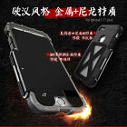 360 degree Armor King Iron Man Flip Metal Case Cover for iPhone 7 7 Plus New