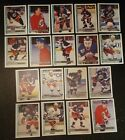 1992-93 OPC WINNIPEG JETS Select from LIST NHL HOCKEY CARDS O-PEE-CHEE