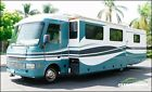 2000 FLEETWOOD PACE ARROW VISION 37' RV MOTORHOME - 2 SLIDES - WASHER DRYER