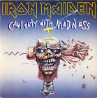 "Iron Maiden Can I Play With Madness - P/S UK 7"" vinyl single record EM49 EMI"