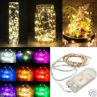 2M String Fairy Light 20 LED Battery Operated Xmas Party Wedding Decoration Lamp