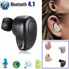 Mini Bluetooth Wireless Headset Handsfree Earphone for iPhone 6S Plus 7 Samsung