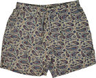 Katin Paisley Volly/Swim Shorts Off-White