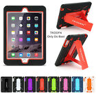 Shockproof defender Heavy Duty Protective Hybrid Case Cover For iPad 2/3/4 air