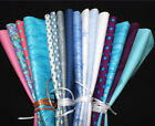 Bundles Fabric.4 Fat Quarters in Each Bundle. QUILTING, BUNTING,CRAFTS £5.00each