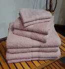 Dusky Pink 500 GSM Towels (Face, Hand, Bath Towel and Bath Sheet Available)