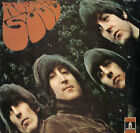 Beatles Rubber Soul - Light Blue vinyl LP album record French 2C066-4115 ODEON