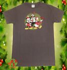 New Disney Mickey Mouse & Friends Goofy Daffy Duck Mens Classic Vintage T-Shirt