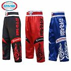 Farabi Muay Thai Trouser Warrior Fighting Training Grappling Kickboxing Pants