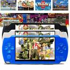 X6 4.3inch Screen 8G 32 Bit Portable Handheld Game Console 10000 Games Built-in