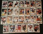 1990-91 UPPER DECK PHILADELPHIA FLYERS Select from LIST NHL HOCKEY CARDS