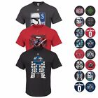 MLB x Star Wars Team Character Graphic T-Shirt Collection by MAJESTIC - Men's $16.99 USD on eBay