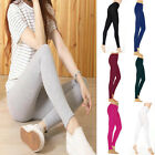 Womens Cotton Leggings Ladies Long Length Leggings Good Quality Winter pants MM
