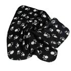 Pet Blanket Dog Mat Fleece Soft Cozy Cat Bed Sofa Cover Pad Washable Short Plush