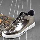 NEW Men's Casual Genuine Leather Oxfords Shoes Lace up shoes