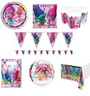 Trolls Party Decorations, Tableware & Balloons