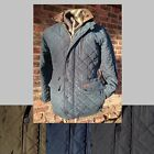 "English Utopia Men's Classic Quilted Jacket - ""A.L. Morton"" - Various Colours"