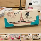 Fashion Lady Women Clutch Long Purse Leather Wallet Card Holder Handbag Bag N4U8