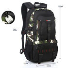 35L Waterproof Men's Sport Travel Backpack Rucksack Laptop Bag Schoolbag Daypack