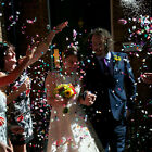 350pc Just Married Wedding Confetti Table Decoration Scatter Sprinkles Wedding
