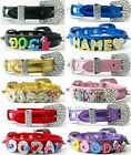 Hot Rhinestone Pet Collar For Dog Cat  Personalized Collar For DIY Crystal Name