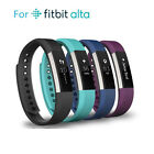 Classic Replacement Wristband Band Strap For Fitbit Alta Small / Large 4 Colors