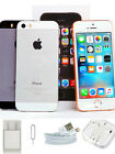 IPHONE 5S 16-32-64GB SIM FREE GOLD SILVER GREY 100% GENUINE & UNLOCKED USED