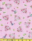 Red Rooster Fabrics 100% cotton   Rainbow Woodland 25886 Pin1  by the yard
