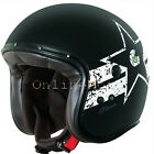 Caberg Freeride Soul Matt Black/White Motorcycle Helmet