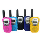 Kids Gift 2pc Retevis RT-388 Walkie Talkies UHF 0.5W Flashlight CTCSS/DCS US NJ