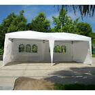 10 x20 EZ Pop UP Wedding Party Tent Folding Gazebo Canopy Heavy Duty/ Carry Case