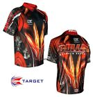 "Dart Shirt Trikot Stephen Bunting ""Bullet"" Cool Play 2017"