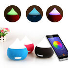 iRULU APP Wireless WIFI Music Audio Speaker LED RGB Color Bulb Light Lamp US